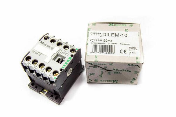Klöckner Moeller Leistungsschütz DILEM-01 230V//50Hz OVP