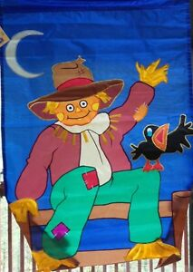 Harvest-Scarecrow-Standard-House-Flag-by-NCE-70342-Last-one
