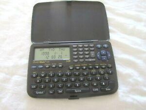 1998-Texas-Instruments-PocketMate-100-2KB-Databank-LCD-Display-TESTED