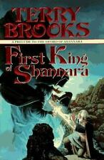 The Shannara: First King of Shannara by Terry Brooks (1996, Hardcover)