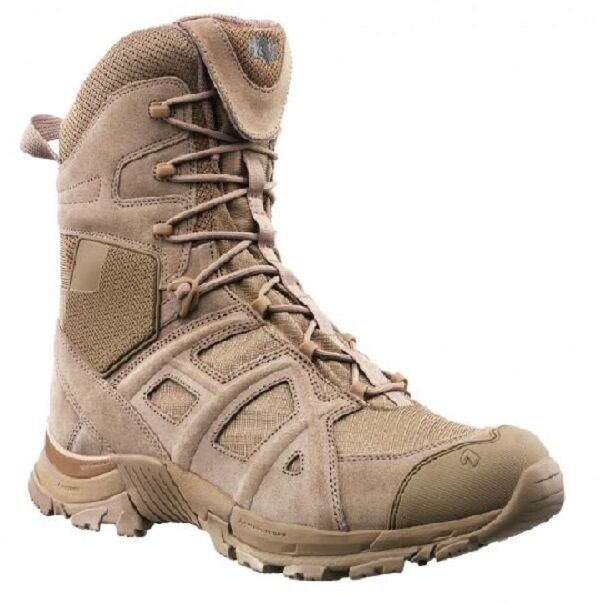 Haix Eagle Athletic 11 High Desert Sand SideZipper Outdoor Freizeit Boot Stiefel