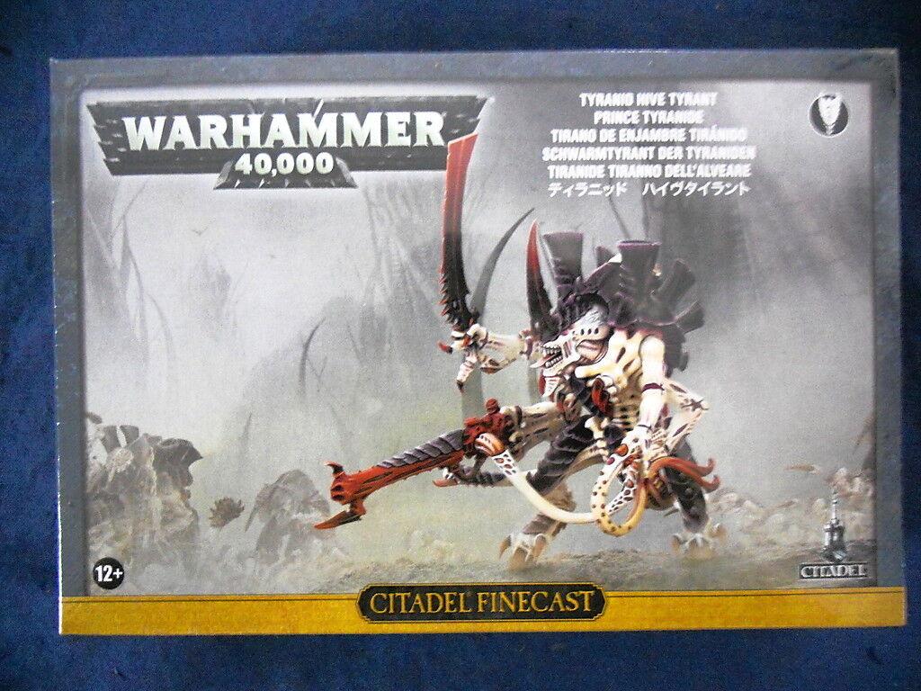 hasta 42% de descuento Warhammer 40.000 40.000 40.000 Tirano de Enjambre Tiranido  orden en línea