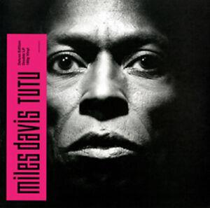 Miles-Davis-Tutu-Vinyl-Deluxe-12-034-Album-2-discs-2015-NEW-Great-Value