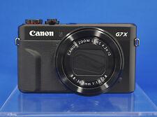 Canon Powershot G7 X Mark II Digital Camera 20.1MP Japan Domestic Version New