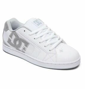 8 Grey Lt Dc Uk Se 16 Net White Wwl 5 Shoes Taglie Skate 10 302297 Mens nYnwqSA7