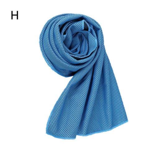 90*30 cm Eistuch Praktische Instant Kühle Handtuch Isolierung Gekühltes Handtu w