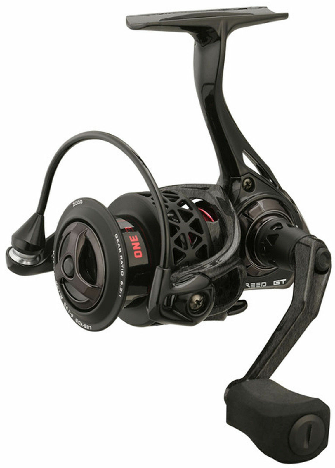 13 Fishing One 3 Creed GT 6.2 1 Spinning Fishing Reel - CRGT2000
