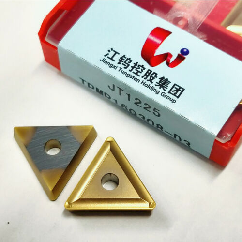 TPMR160308-D3 JT1225 carbide inserts PVD coating for steel stainless steel 10pcs