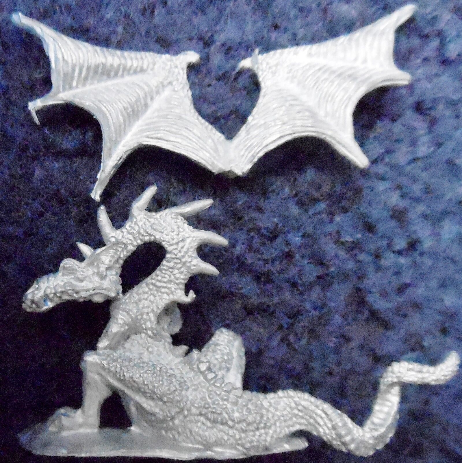 1985 C29 Young Spined Cave Wyrm Dungeons & Dragons Games Workshop Citadel Baby