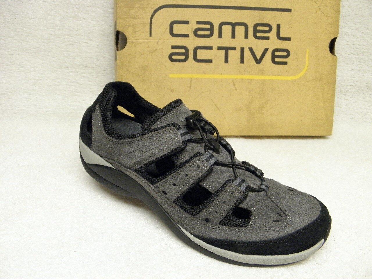 Camel active ® rotuziert  bisher   grau  gratis Premium-Socken (C39)