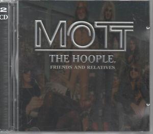 Mott-The-Hoople-Friends-And-Relatives-2-CD-NEU-British-Lions-Verden-Allen