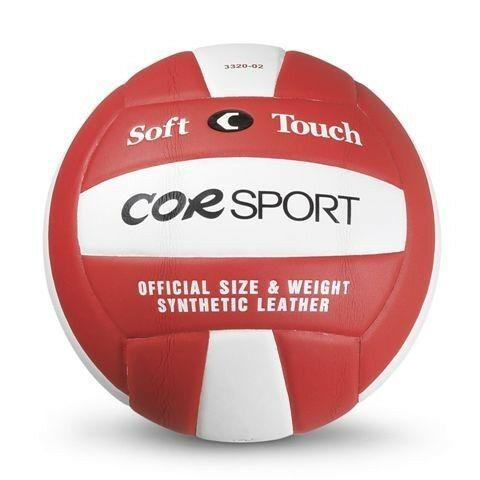 5 SOFT TOUCH PU CORSPORT OFFICIAL GRIP ECCEZIONALE PALLONE PALLA VOLLEY MIS