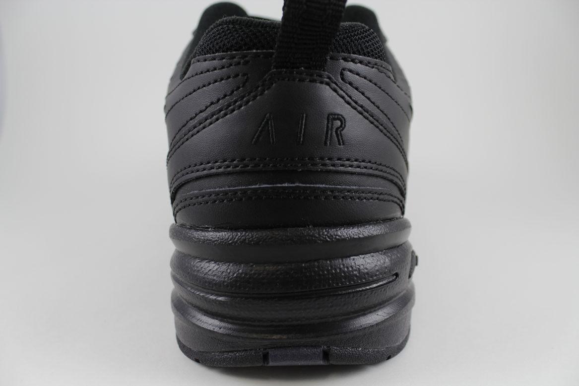 Nike air monarca 4e iv 4 extra larghi 4e monarca di triple nero cross trainer