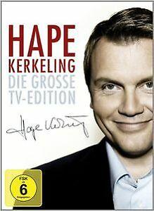 Hape-Kerkeling-Die-grosse-TV-Edition-11-DVDs-DVD-Zustand-gut