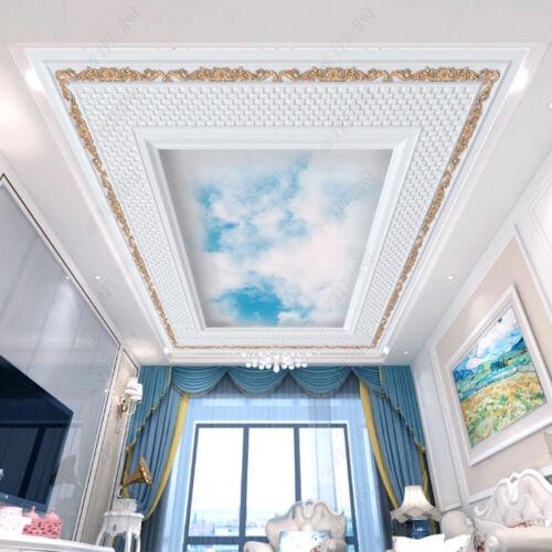 Vlies Fototapeten Dachtapeten Dachbilder Decke Luxus Wolken Himmel 11658