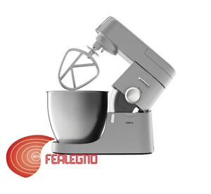 ROBOT DA CUCINA MACCHINA IMPASTATRICE 6,7 LITRI 1200W CHEF XL ...