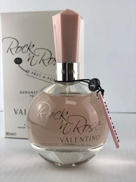 ROCK & ROSE PRET A PORTER VALENTINO WOMEN PERFUME EDT SPRAY 3.0 OZ NEW TST BOX