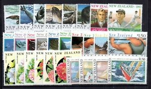 New-Zealand-MNH-collection-1992-6-x-sets-WS16076