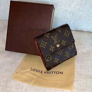 Louis-Vuitton-Elise-Wallet-Monogram-Sarah-Zippy-Speedy-Neverfull-Bag-AUTHENTIC