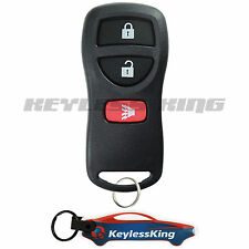 Replacement for Nissan Versa 2007 2008 2009 2010 2011 2012 2013 Remote