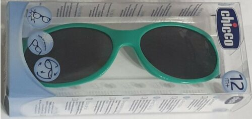 Chicco Little Kids Sun Glasses 100/% UV Protection Cat 3 For Age 12 Months Boys