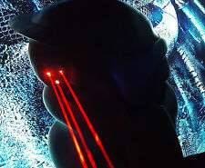 Tri-Laser & Laser Mount for Predator Aliens AVP prop replica bio helmet mask #8