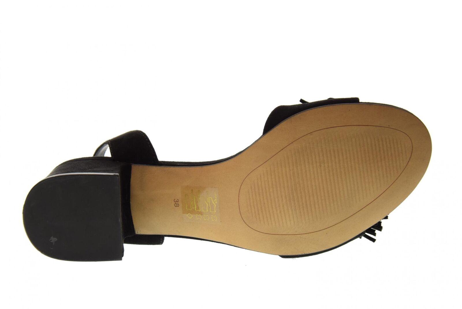 Cris Vergre' zapatos mujer sandalias sandalias sandalias H6005N NEGRO P18s bc4d6a