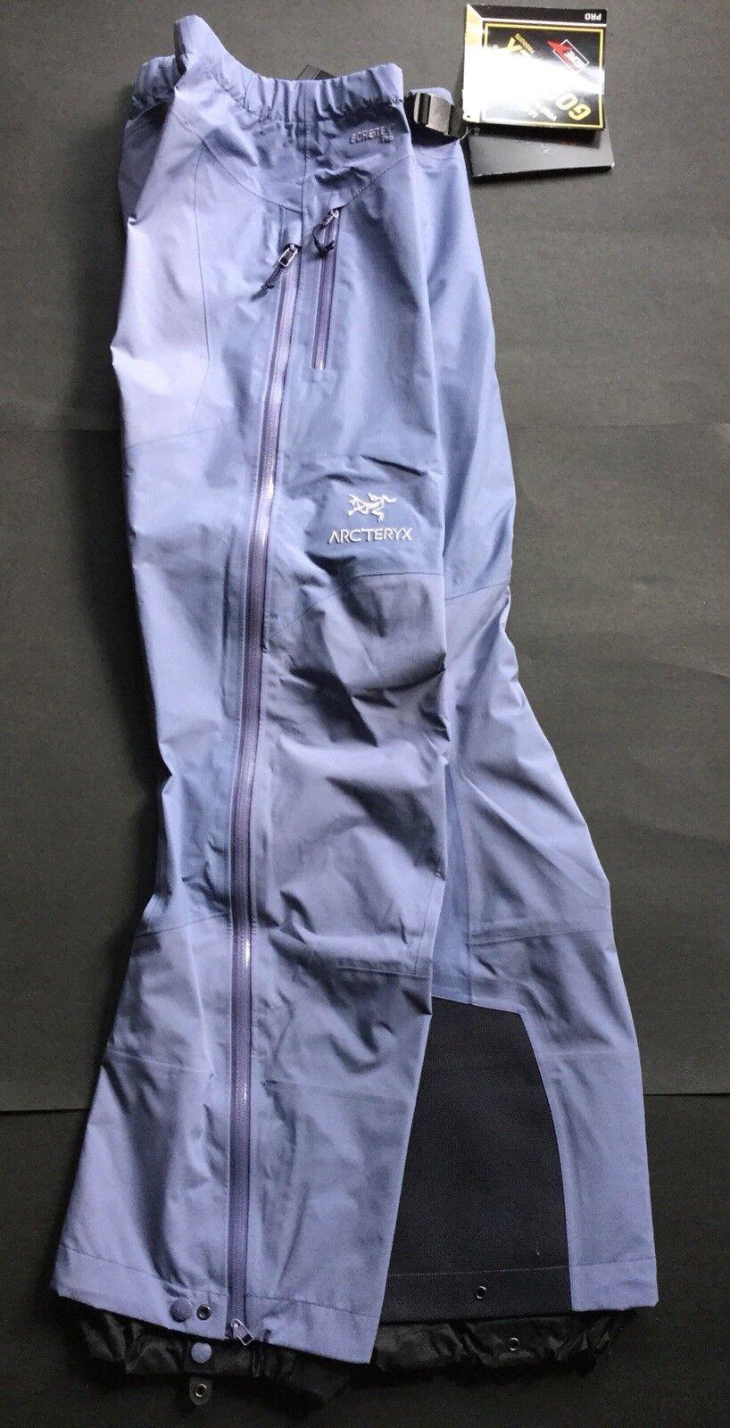 Arc'teryx Women's Beta  AR Pants Goretex Pro Medium in Winter Iris  Model  supply quality product