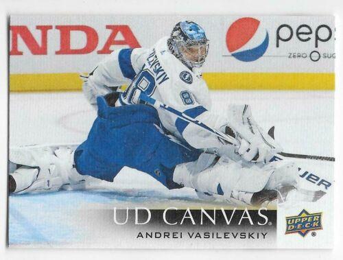 para elegir de la lista 18//19 UPPER DECK UD Lona Hockey Serie 2 #C121-C270