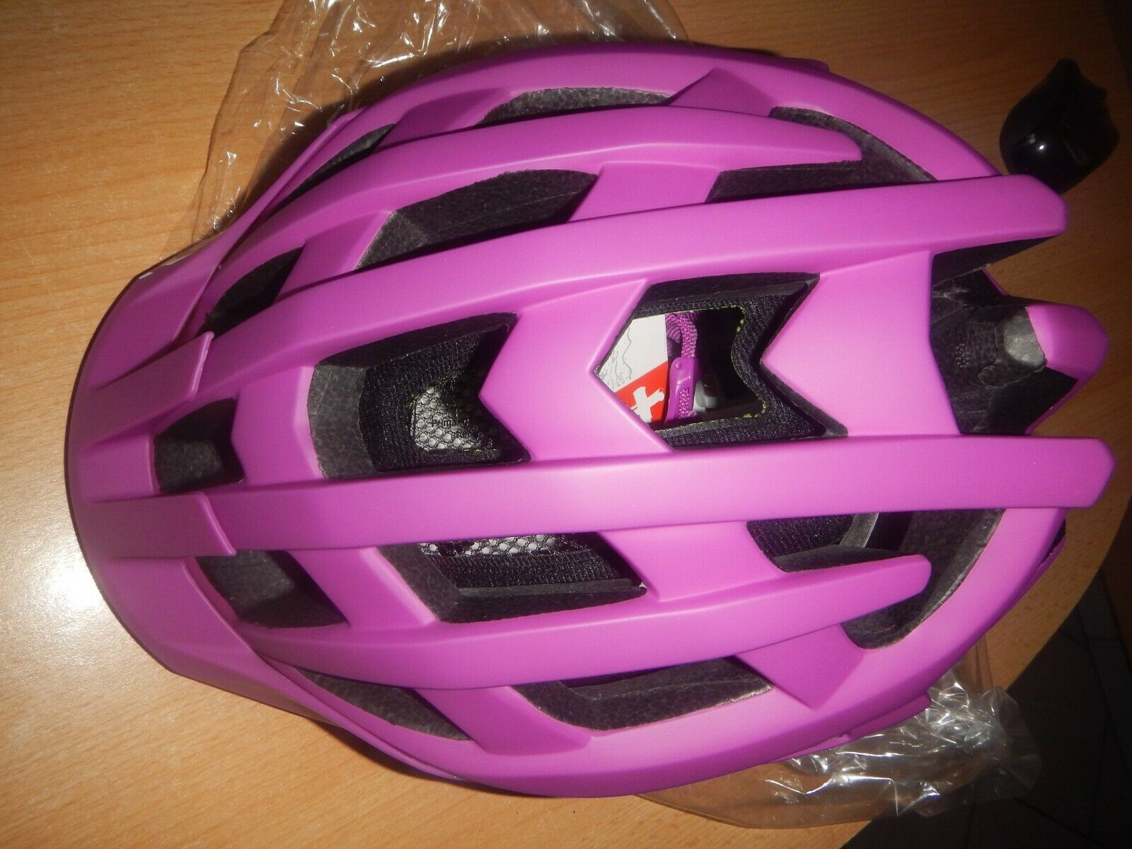 IXS fahradhelm casco  Kronos evo M L púrpura nuevo embalaje original  deportes calientes