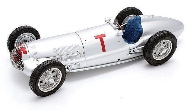 1 18 CMC Mercedes Benz W154 1938 French French F1 GP Seaman Test Car M-099