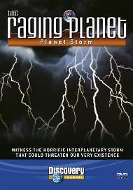 Raging Planet - Planet Storm [DVD], Very Good DVD, ,