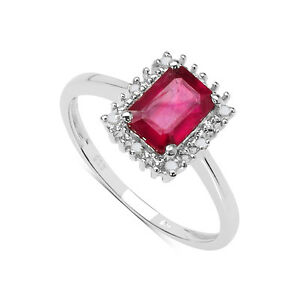 Plata-de-Ley-Anillo-Compromiso-Rubi-y-Diamante-Tamano-Qv