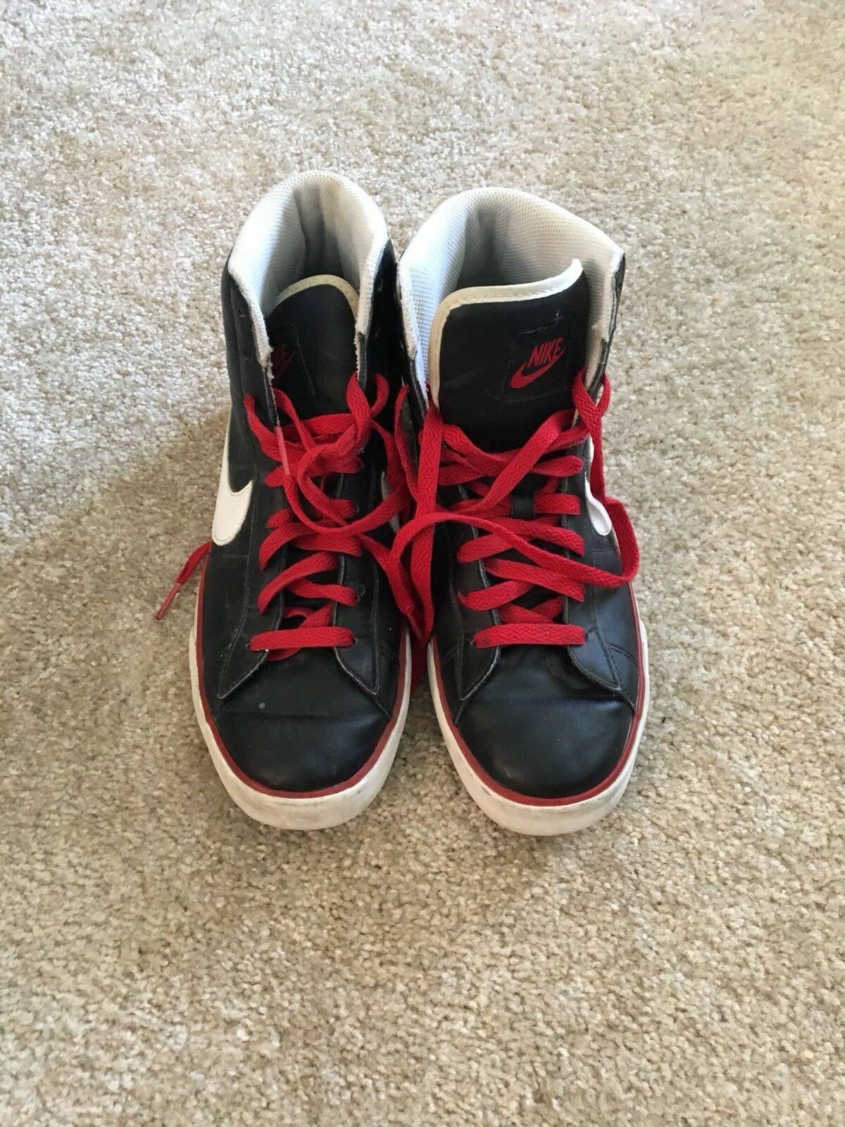 Nike High Men's Basketball Shoes Comfortable  New shoes for men and women, limited time discount