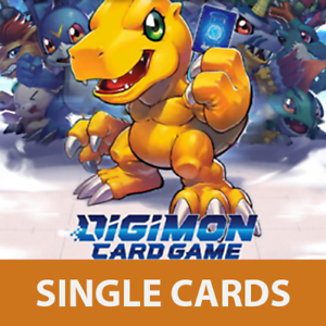 Special Booster Ver.1.0 - Digimon Card Game 2020 (BT01-03) Singles (ENGLISH TCG)