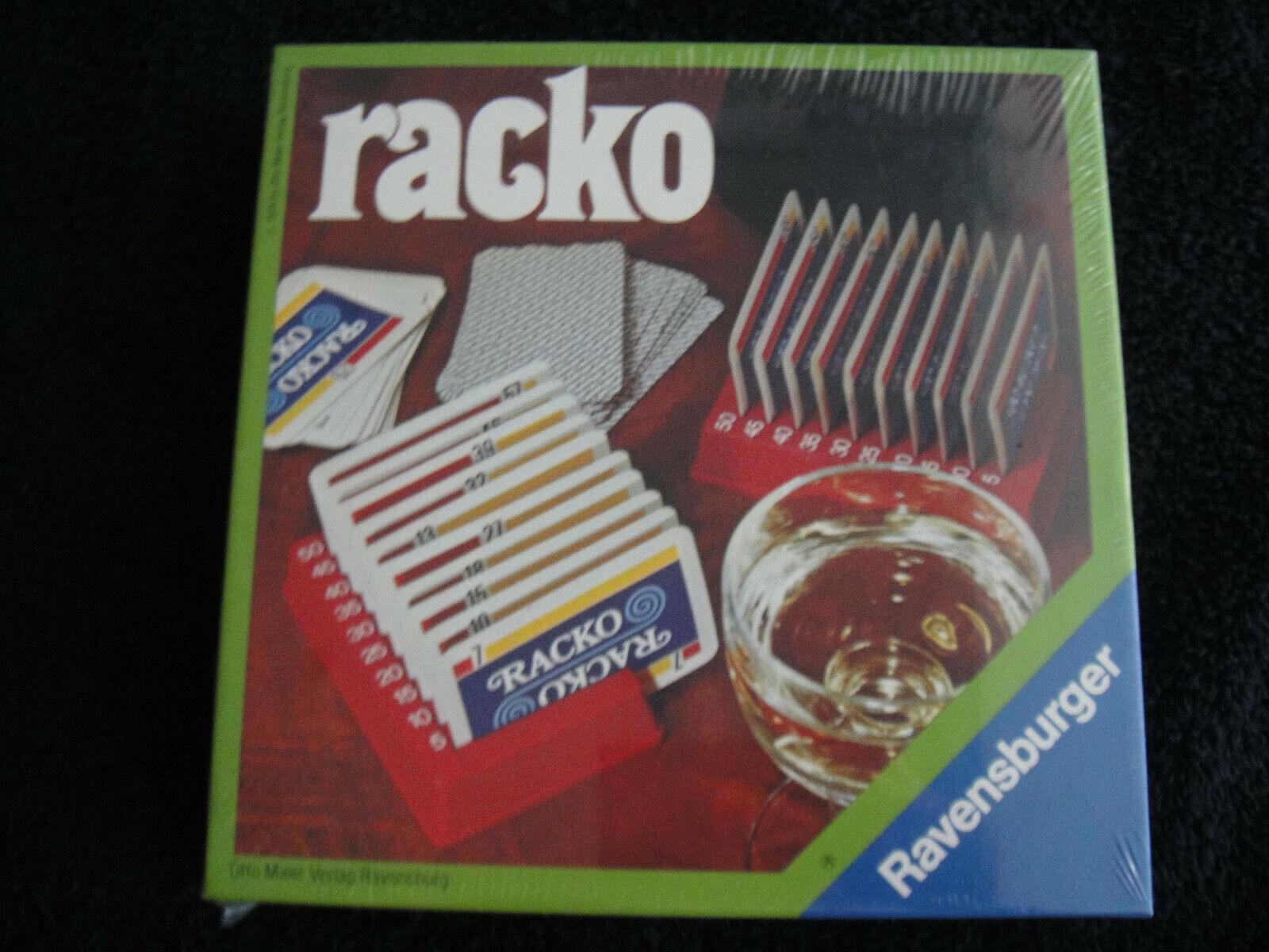 Ravensburger RACKO OVP NEU mega RAR traveller Serie