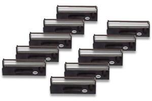 10x-Cinta-de-Impresora-Negro-Nylon-para-Uniwell-TP-620-Slip-PTR