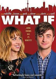 What If (DVD, 2014)