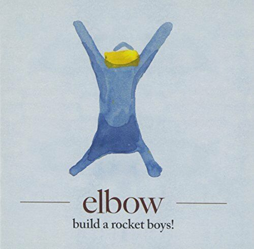 1 of 1 - Elbow - Build A Rocket Boys! - Elbow CD PCVG The Cheap Fast Free Post