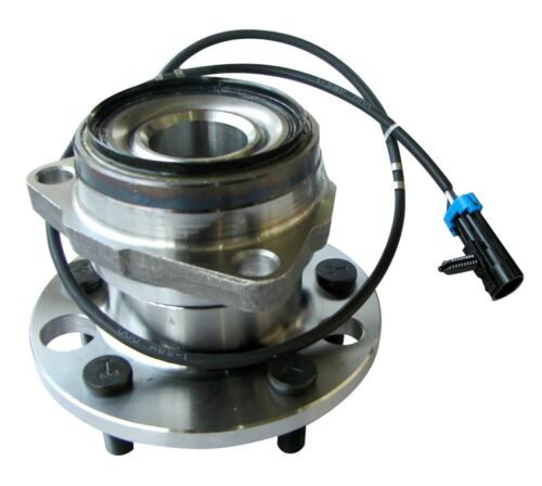 Axle Bearing and Hub Assembly-AWD Front CRS Automotive Parts NT515019