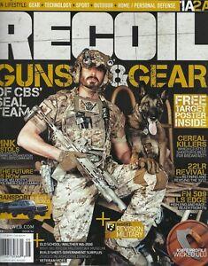 RECOIL  Issue #  54   Guns & Gear