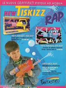 Pubblicita-Advertising-1994-New-TISKIZZ-RAP-by-FANTASTIKO