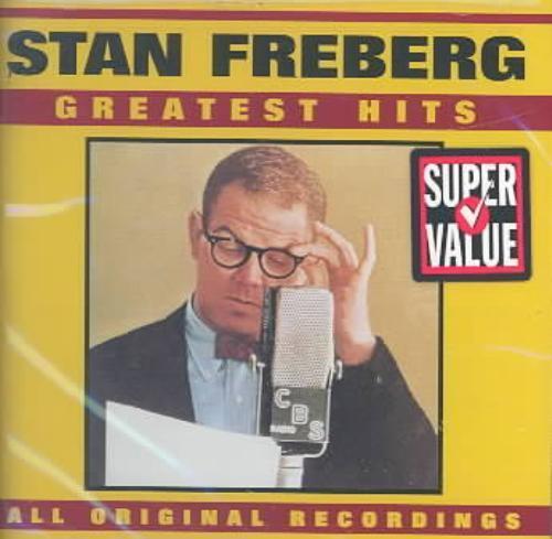 STAN FREBERG - GREATEST HITS NEW CD