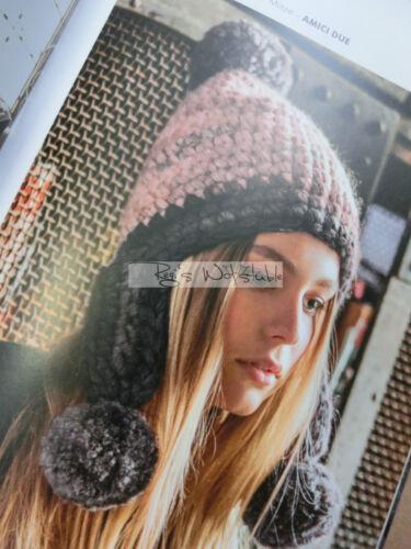 Ragazza No 8 Maschenmode für junge Leute #388 Lana Grossa