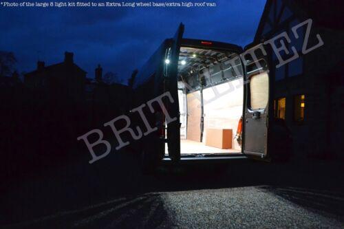 LED Interior Van Loading Light Set KitSmallUniversal Fit For Any Van12V