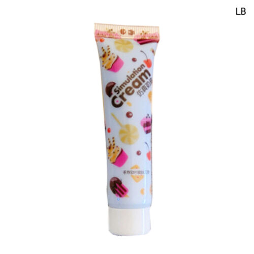 15g Whipped Cream Clay Decoden Kawaii DIY Craft Glue Phone Case Decor MouldingHU