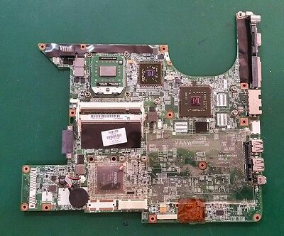 HP Pavilion dv6000 Placa Base DA0AT8MB8H6 REV.H  y CPU AMD Turion 64 x2 100% OK