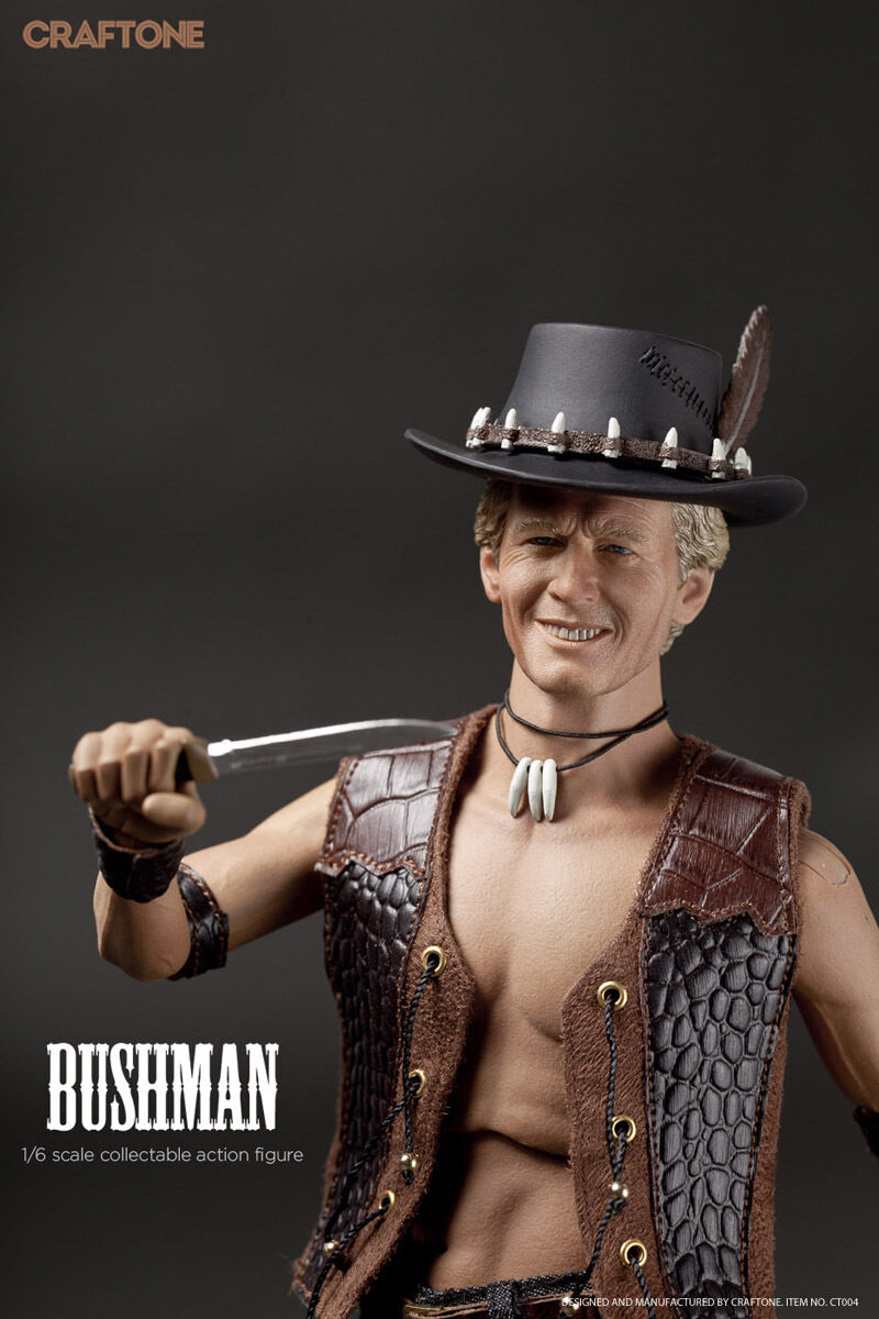 1 6 Scale CRAFTONE - Bushman