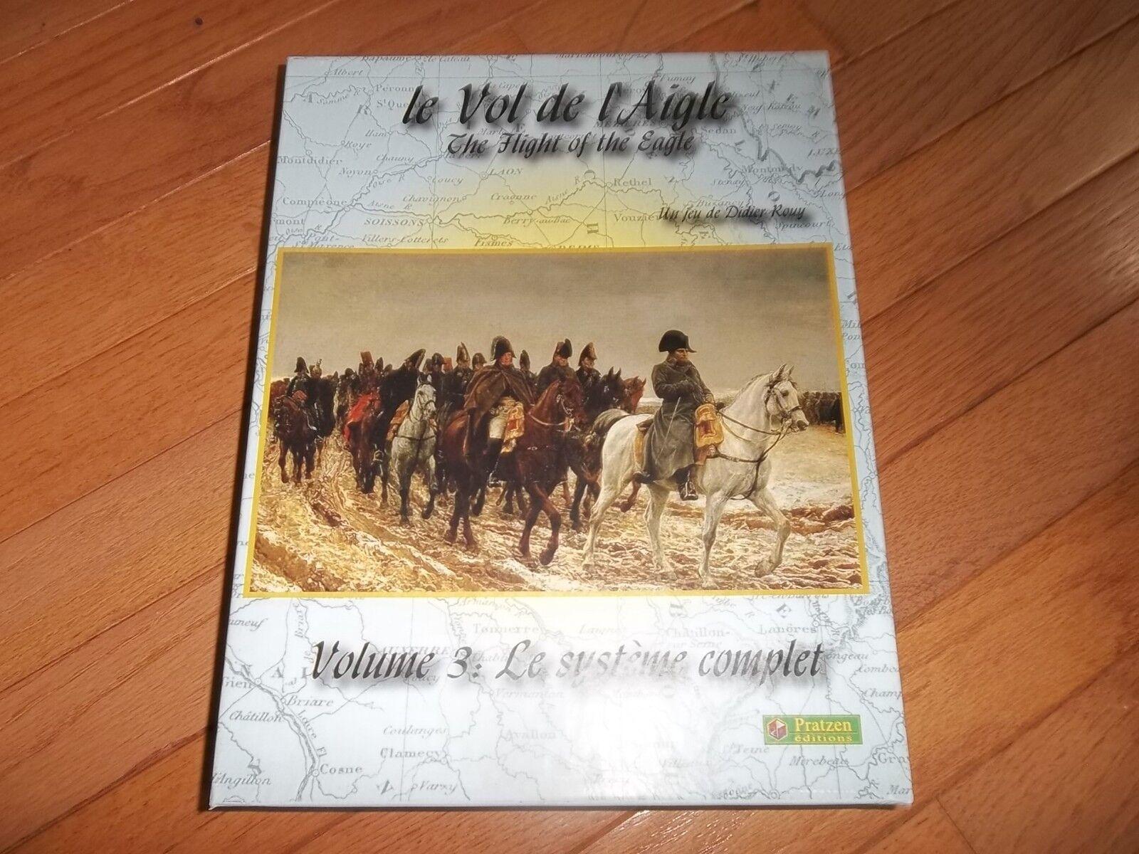Pratzen Editions Le Vol de I'Aigle Vol. 3 The Complete System sealed