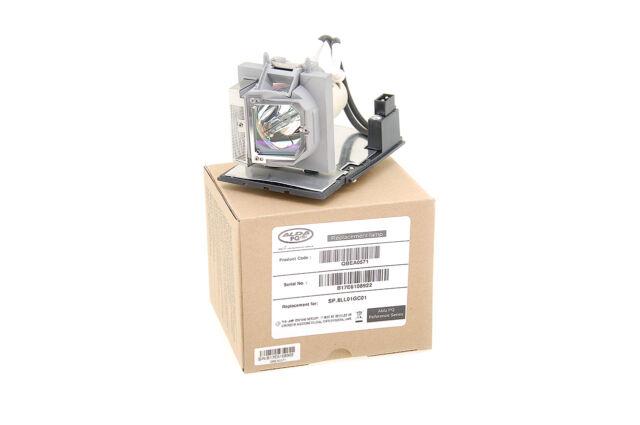 L/ámpara de proyector para OPTOMA DS317 Proyectores Alda PQ-Premium l/ámpara con carcasa